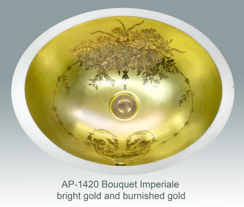 AP-1420 Bouquet Imperiale