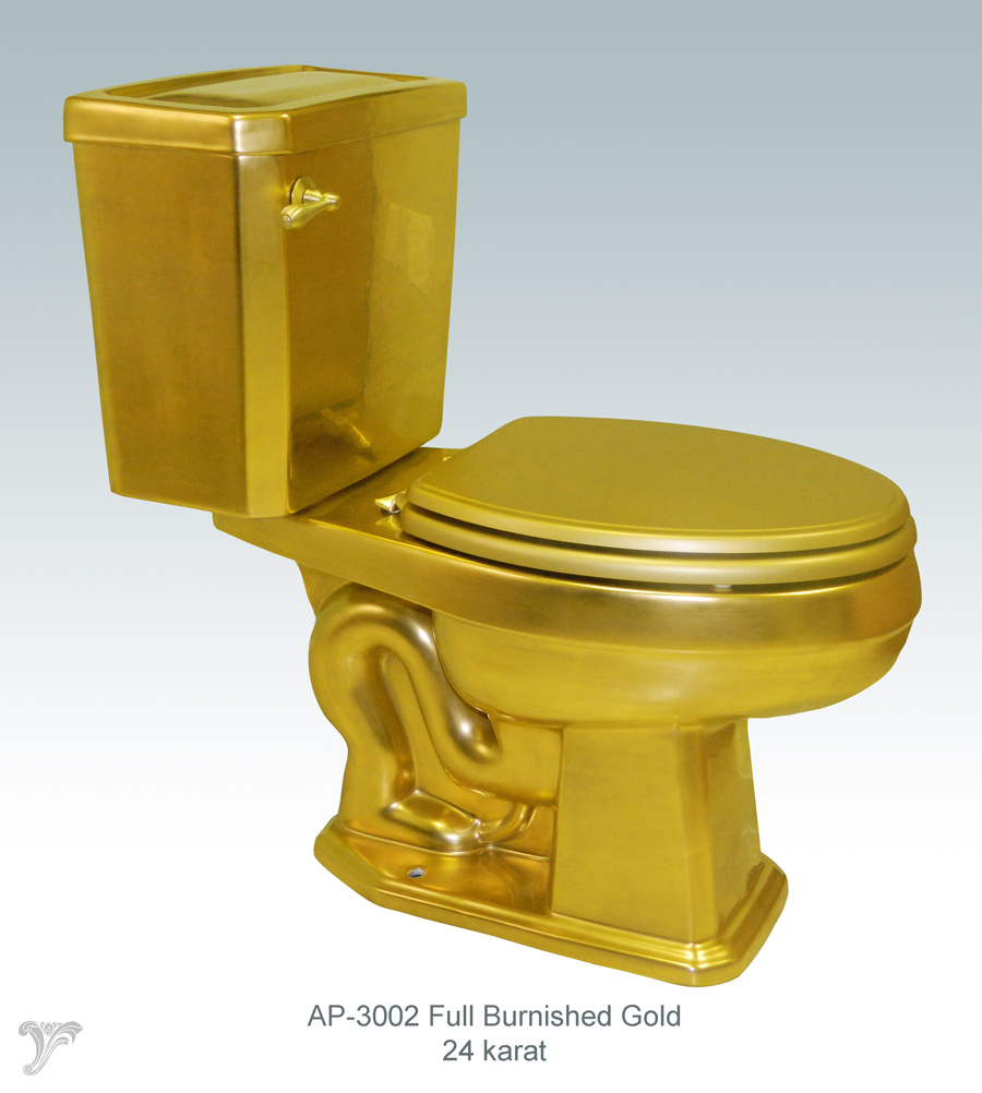 Toilet  Gold Toilets Images Amp Pictures Becuo Kelly Wearstler Posts Photo